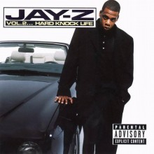 JAY-Z - Vol.2 ... Hard Knock Life 2XLP