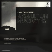 John Carpenter - Assault on Precinct 13 b/w The Fog EP