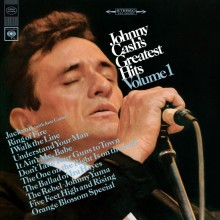 Johnny Cash - Johnny Cash's Greatest Hits Volume 1 LP