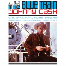 Johnny Cash - All Aboard the Blue Train with Johnny Cash LP