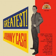 Johnny Cash - Greatest! LP