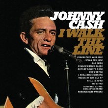 Johnny Cash - I Walk The Line LP
