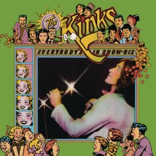The Kinks - Everybody's In Showbiz 3XLP