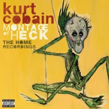 Kurt Cobain - Montage of Heck: The Home Recordings 2XLP