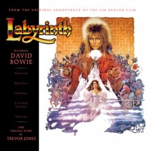 David Bowie, Trevor Jones - Labyrinth LP