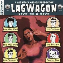 Lagwagon - Live In A Dive LP