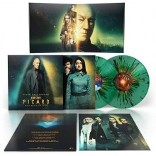 Jeff Russo - Star Trek: Picard: Season 1 2XLP Vinyl