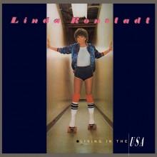 Linda Ronstadt - Living In The U.S.A. LP