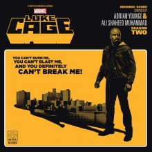 Adrian Younge & Ali Shaheed Muhammad - Marvel'S Luke Cage (Season Two) 2XLP