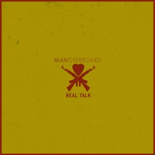 Man Overboard - Real Talk LP
