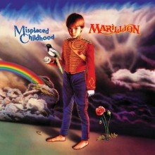 Marillion - Misplaced Childhood (Deluxe Edition) 4XLP Boxset