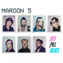 Maroon 5 -  Red Pill Blues Vinyl LP