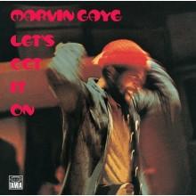 Marvin Gaye - Let's Get It On LP