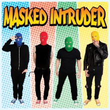 Masked Intruder - Masked Intruder LP