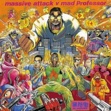 Massive Attack - No Protection LP
