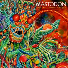 Mastodon - Once More 'Round The Sun 2XLP