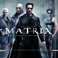 "Various Artists - The Matrix: Music from the Original Motion Picture Soundtrack (Red & Black ""Squiddy"") 2XLP Vinyl"