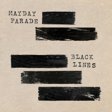 Mayday Parade - Black Lines LP