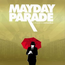 Mayday Parade - A Lesson In Romantics LP