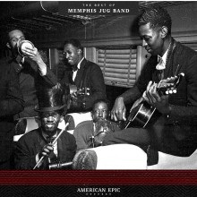 Memphis Jug Band - American Epic: The Best of Memphis Jug Band LP