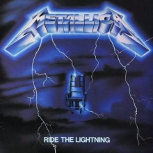 Metallica- Ride The Lightning Boxset