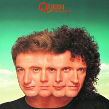 Queen - The Miracle 2XLP vinyl