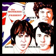 The Monkees - The Monkees Present LP