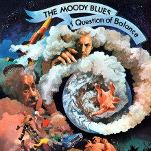 Moody Blues - A Question Of Balance LP