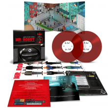 Mac Quayle - Mr. Robot, Vol. 3 2XLP Vinyl