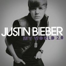 Justin Bieber - My World 2.0 LP