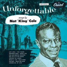Nat King Cole - Unforgettable LP