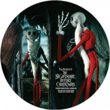 Soundtrack - The Nightmare Before Christmas (Picture Disc) 2XLP