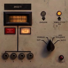 "Nine Inch Nails - Add Violence 12"" EP"