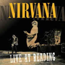 Nirvana - Live at Reading 2XLP