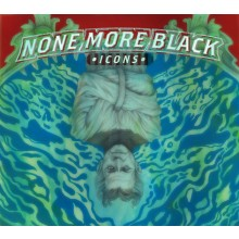 None More Black - Icons LP