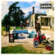 Oasis - Be Here Now LP