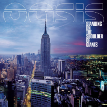 Oasis - Standing On The Shoulder Of Giants LP