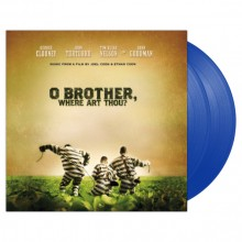 Various Artists -O Brother Where Art Thou (Blue) 2XLP Vinyl
