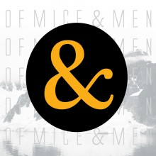 Of Mice & Men - Of Mice & Men (Orange/Black) LP