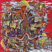 Of Montreal - False Priest 2XLP