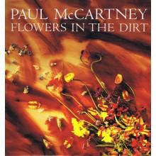 Paul McCartney - Flowers In The Dirt 2XLP