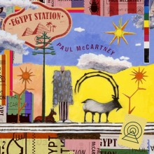Paul McCartney - Egypt Station Vinyl LP