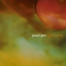 "Pearl Jam - Light Years / Soon Forget 7"" Vinyl"