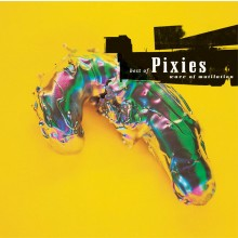 The Pixies - Wave Of Mutilation: Best Of Pixies 2XLP
