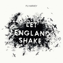 Pj Harvey - Let England Shake LP