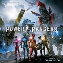 Brian Tyler - Power Rangers LP