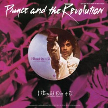 """Prince and the Revolution - I Would Die 4 U 12"""" EP"""