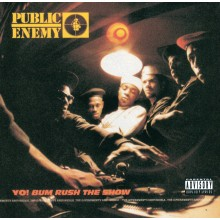 Public Enemy - Yo! Bum Rush The Show LP