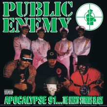 Public Enemy - Apocalypse 91... The Enemy Strikes Black  2XLP