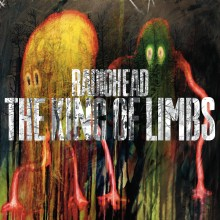 Radiohead - The King of Limbs LP